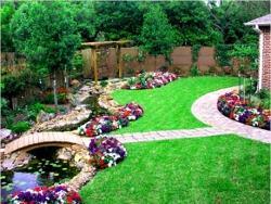 ландшафтный дизайн, ландшафтный дизайн участка, дачный ландшафтный дизайн...